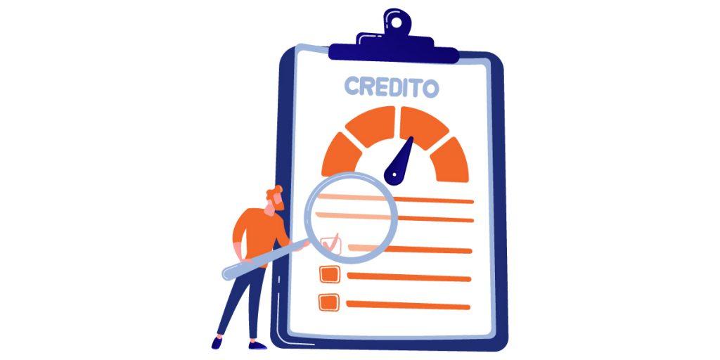 ¿Qué factores determinan la puntuación del crédito?