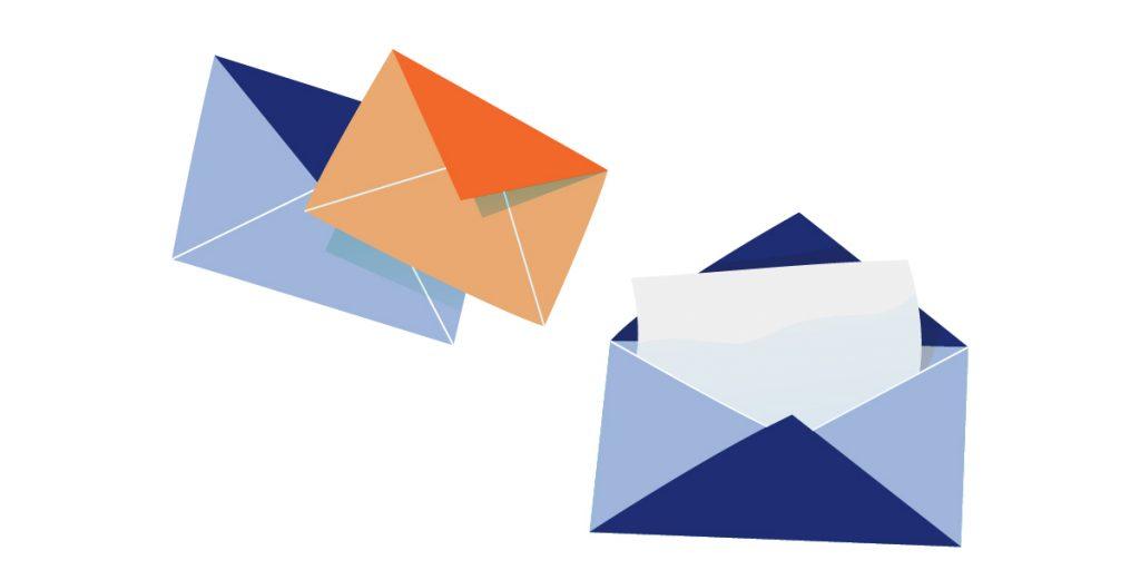 Consejo #3 para evitar fraude por internet : Borrar emails sospechosos