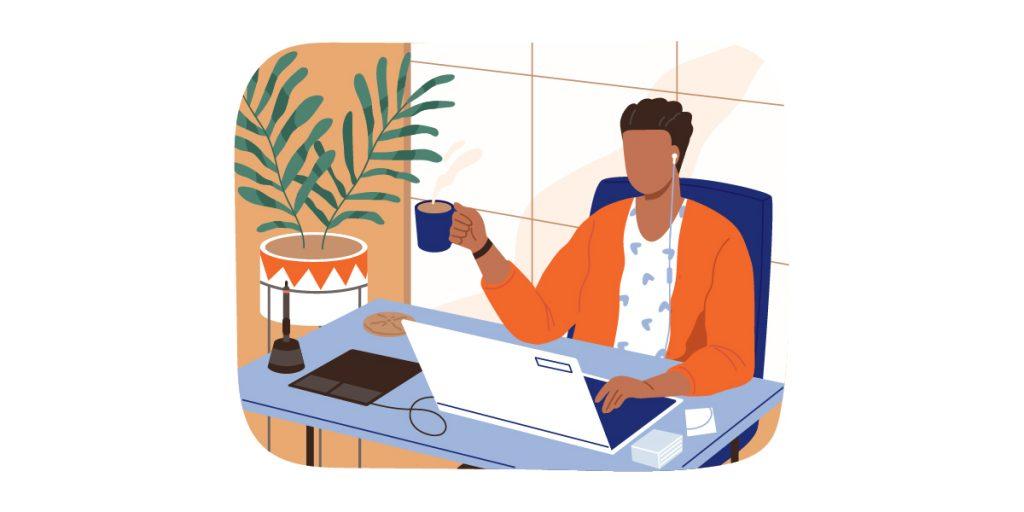 Consejo #1: Separa un espacio de trabajo