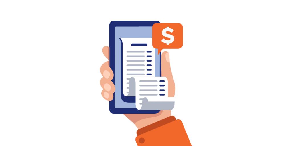 Consejo #1: Haz una lista de gastos