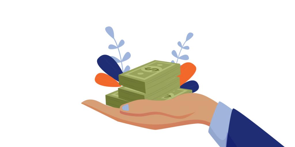 Ventaja #1: Recibes dinero rápido