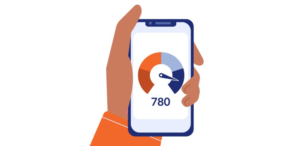Consejo #5: Monitorea tu puntaje de crédito regularmente