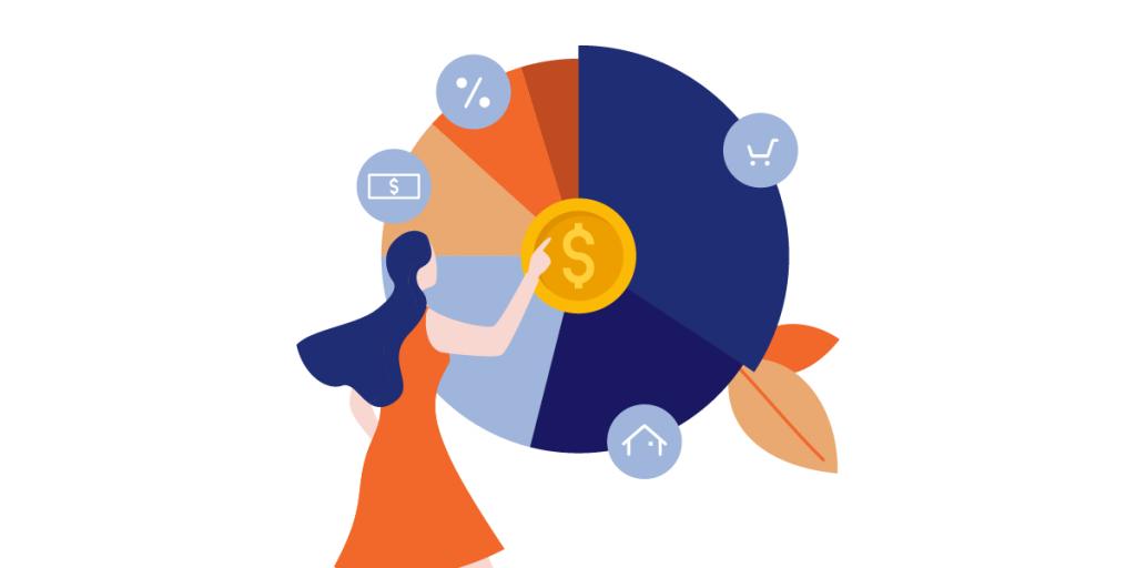 Objetivos financieros Consejo 1: Monitorea y controla gastos e ingresos