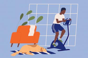 8 Consejos para realizar actividad física en tu casa de manera segura