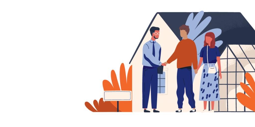 Consejo #1: Obtener bienes raíces