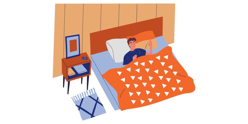 Consejo #1: Duerme y despiértate temprano con antelación