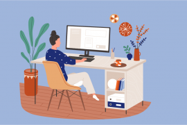 5 consejos de productividad para trabajar remoto