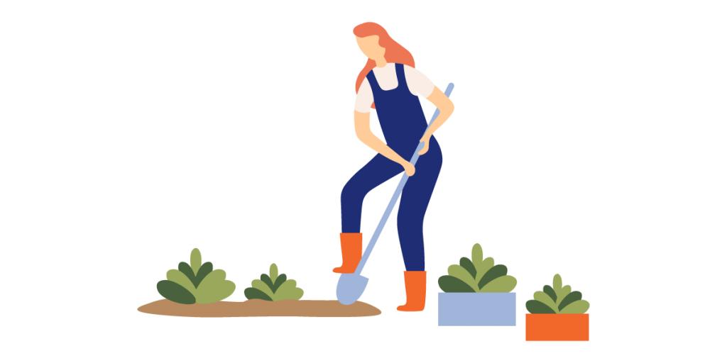 Busca plantas con necesidades similares