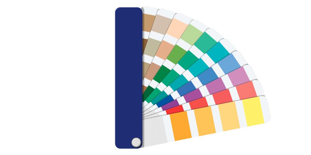 La selección de colores hace la diferencia