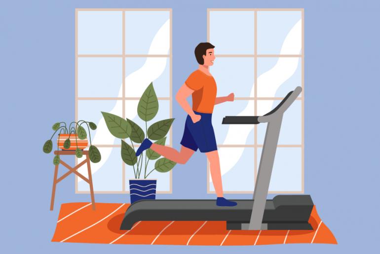 ¿Cómo hacer un gimnasio en casa?